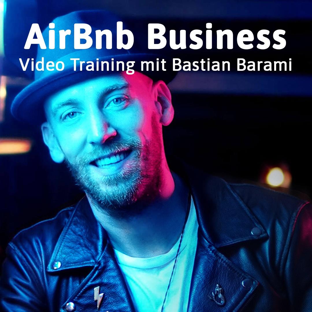 AirBnB Business von Bastian Barami